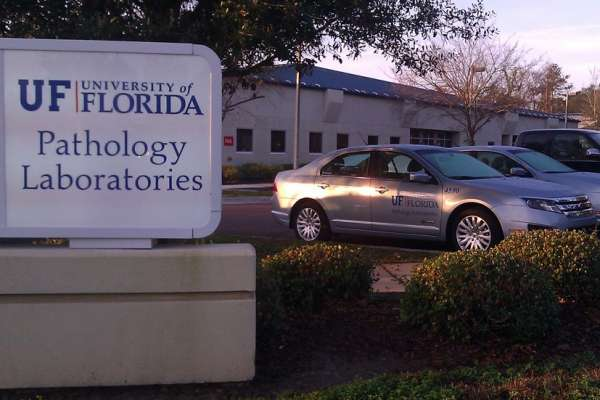 Uf PathLabs Sign