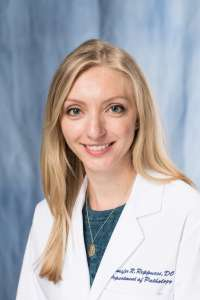 Jennifer Reppucci, Resident physician, first year, Department of Pathology, University of Florida