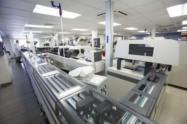 Core Lab Automation